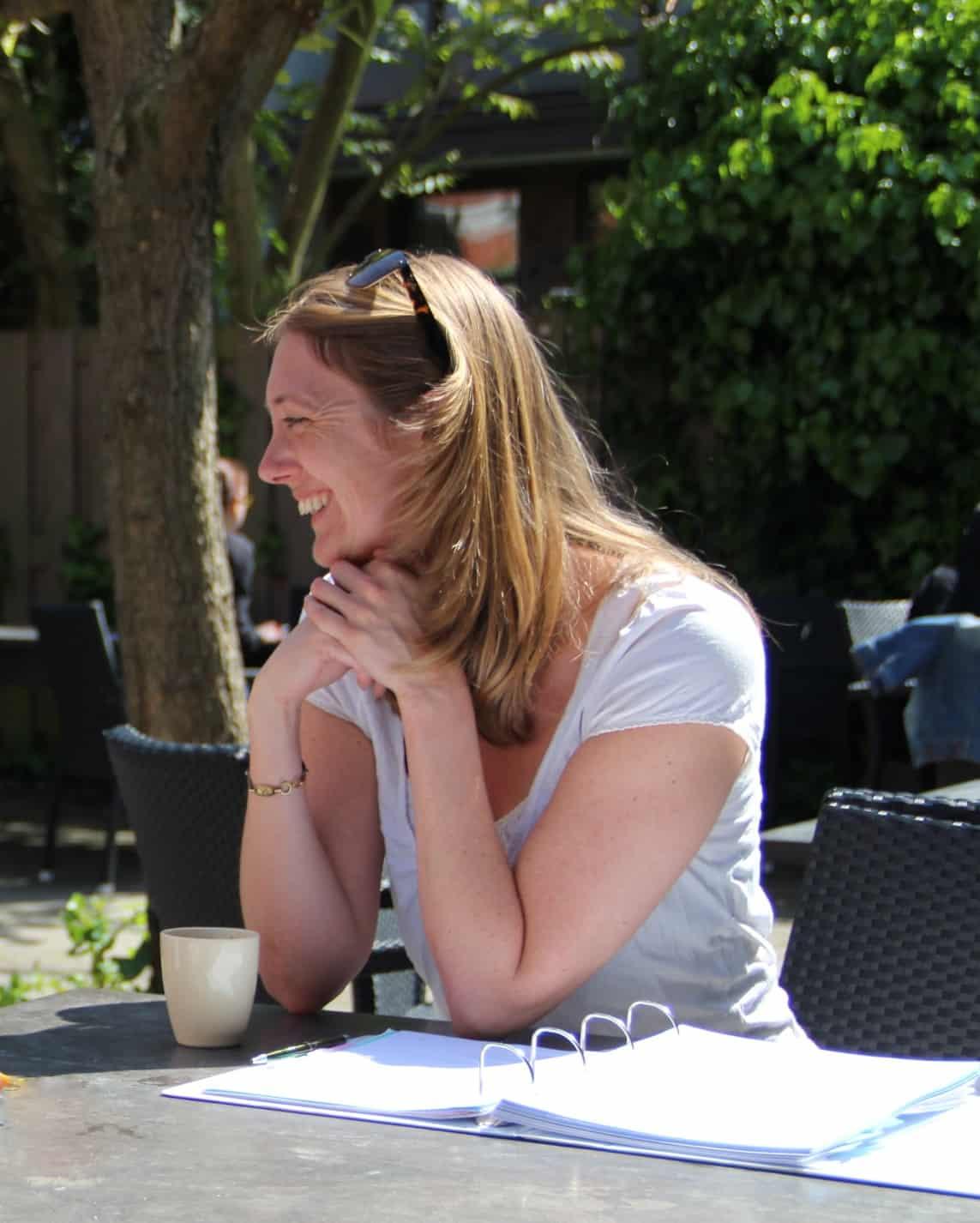 In je kracht met coaching bij PureConnect Suzanne Lommers