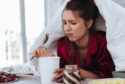 Reconnection cursus_voor wanneer je onder de stress zit en onder je dekbed ijs wilt eten