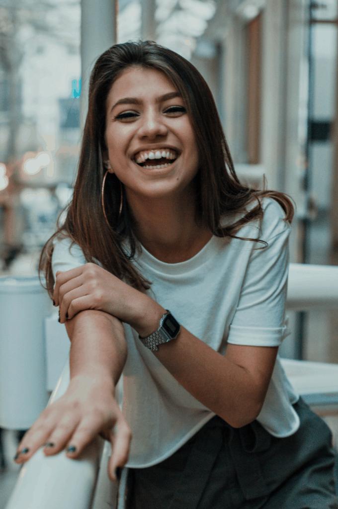 Grote glimlach na mijn tweede reconnective healing ervaring